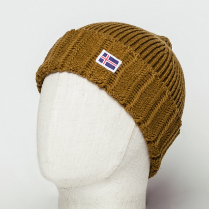 Шапка Beanie IS Olive h10