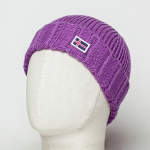 Шапка Beanie IS Violet h06