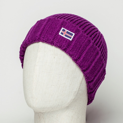 Шапка Beanie IS Purple h15