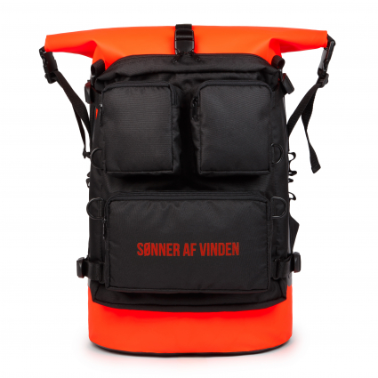 Рюкзак Cross Double Backpack 40 Orange 1