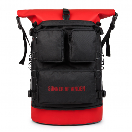 Рюкзак Cross Double Backpack 40 Red 1