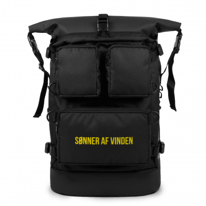 Рюкзак Cross Double Backpack 40 Black 1