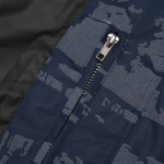 Куртка Winter S Jacket Camo Reflective Navy  5