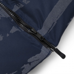 Куртка Winter S Jacket Camo Reflective Navy  6