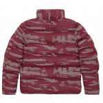 Куртка Winter S Jacket Camo Reflective Bordeaux 7