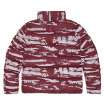 Куртка Winter S Jacket Camo Reflective Bordeaux 9