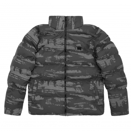 Куртка Winter S Jacket Camo Reflective Grey 1
